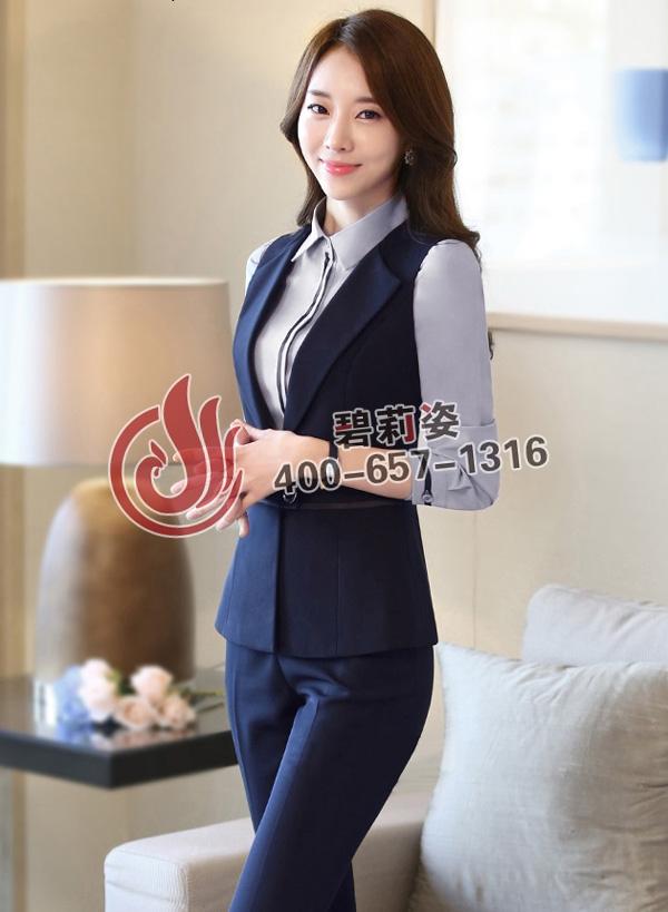 女式衬衫短袖职业装